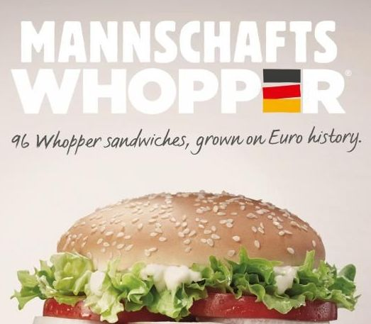 Infographic Burger King Whopper thumbnail