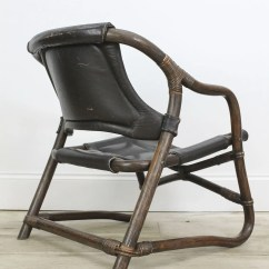 Antique Leather Chair Repair Ergonomic Executive Vintage Bamboo And Lounge  Cooling