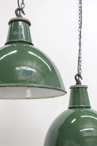 INDUSTRIAL DOME PENDANT LIGHTS  Cooling & Cooling