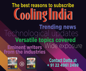 Cooling India Subscription