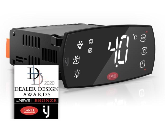 Carel Ij Bronze Winner Refrigeration Ice Machines Category