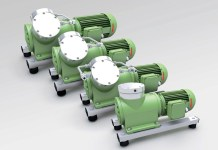 Knf Launches A Series Of Pumps For Industrial Applications