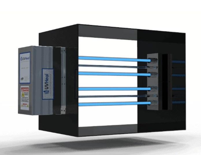 Airific Systems Uvheal Safeair