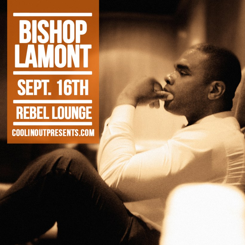 Bishop Lamont and Lyrical Beatdown Saturday Night in Phoenix | Coolin Out Hip Hop Shop