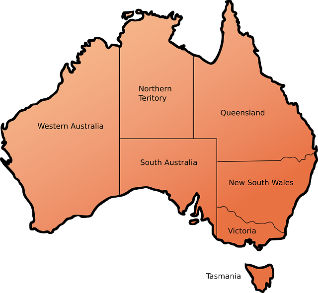 Australia Map Vegetation 200 Years Ago.Fun Australia Facts For Kids Cool Kid Facts