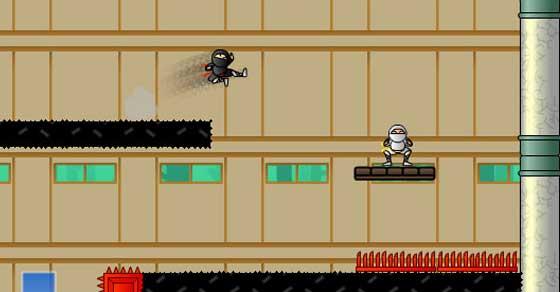Sticky Ninja Academy Play It Now At
