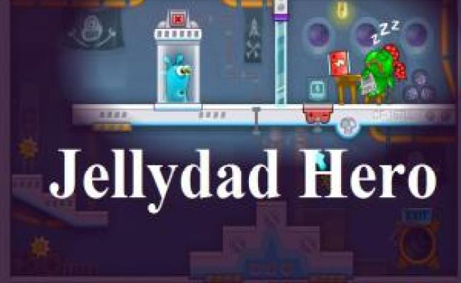 Jellydad Hero Cool Math Games Online