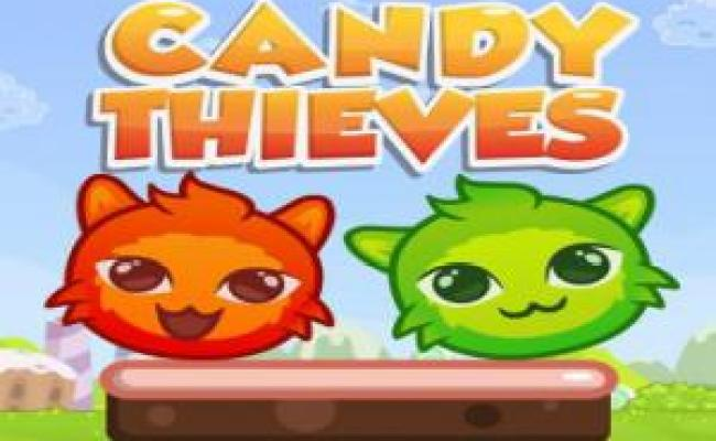 Candy Thieves Cool Math Games Online