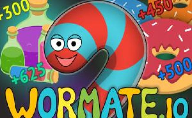 Wormate Io Cool Math Games Online