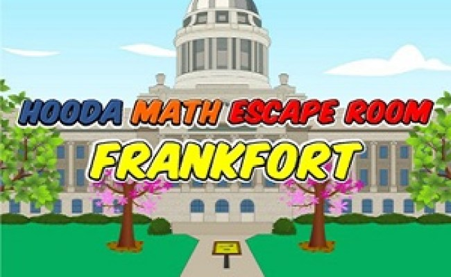 Hooda Math Escape Room Frankfort Cool Math Games Online
