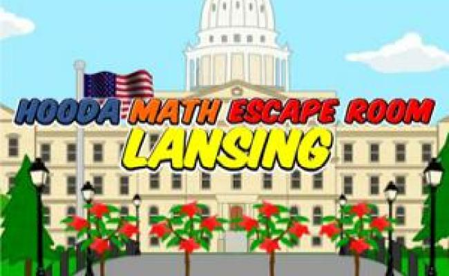 Hooda Math Escape Room Lansing Cool Math Games Online