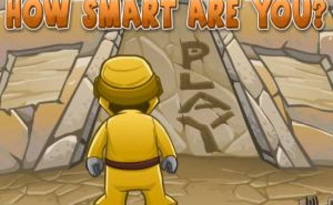 How Smart Are You Cool Math Games Online