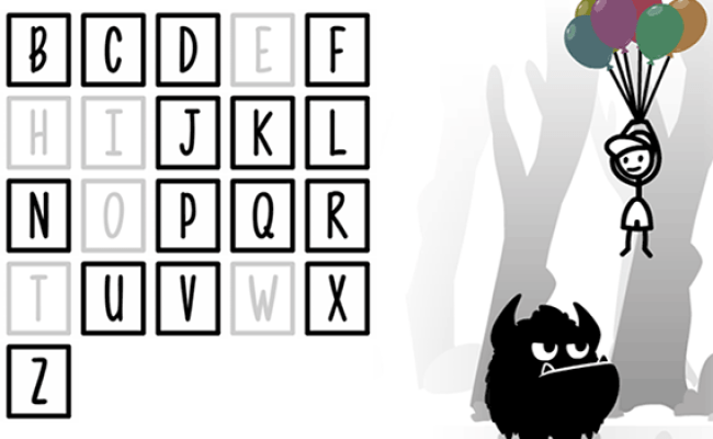 Toys And Games Hangman