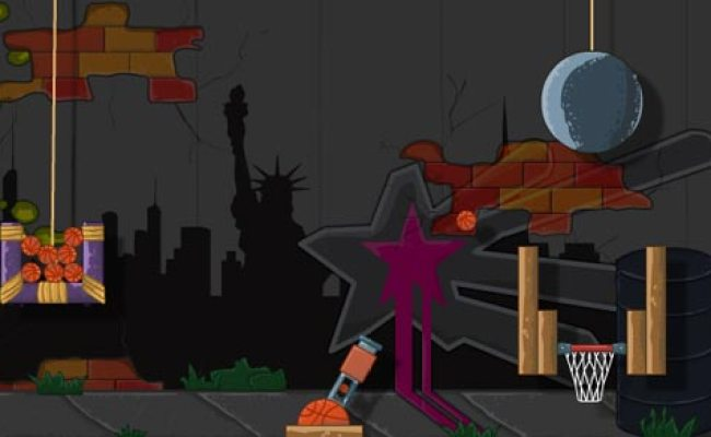 Cannon Basketball Play It Now At Coolmathgames