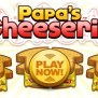 Papa S Cheeseria Play Online At Coolmathgameskids