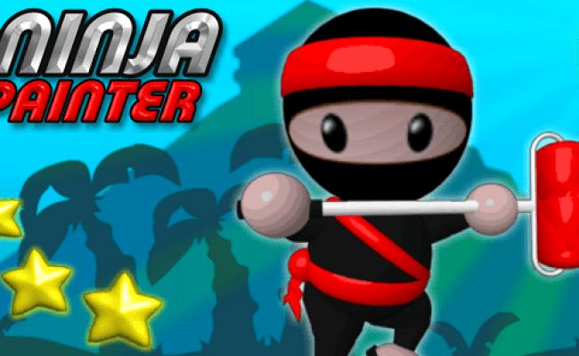Ninja Painter 2 Play Online At Coolmathgameskids