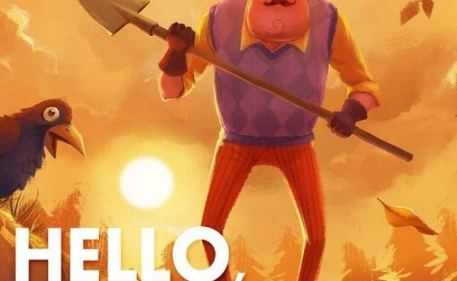 Hello Neighbor Play At Coolmathgameskids