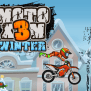 Moto X3m 4 Winter Play Online At Coolmathgameskids