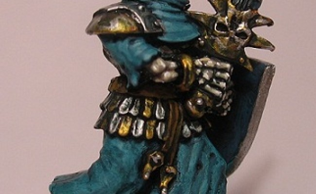 Coolminiornot Vampire Counts Grave Guard By Alexrighi By