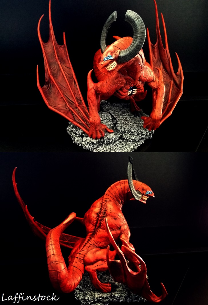 coolminiornot kingdom death dragon