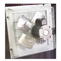 We have fans for garages: attic fans, blowers, ceiling