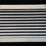Aluminum Air Intake Garage Door Vent Cool My Garage