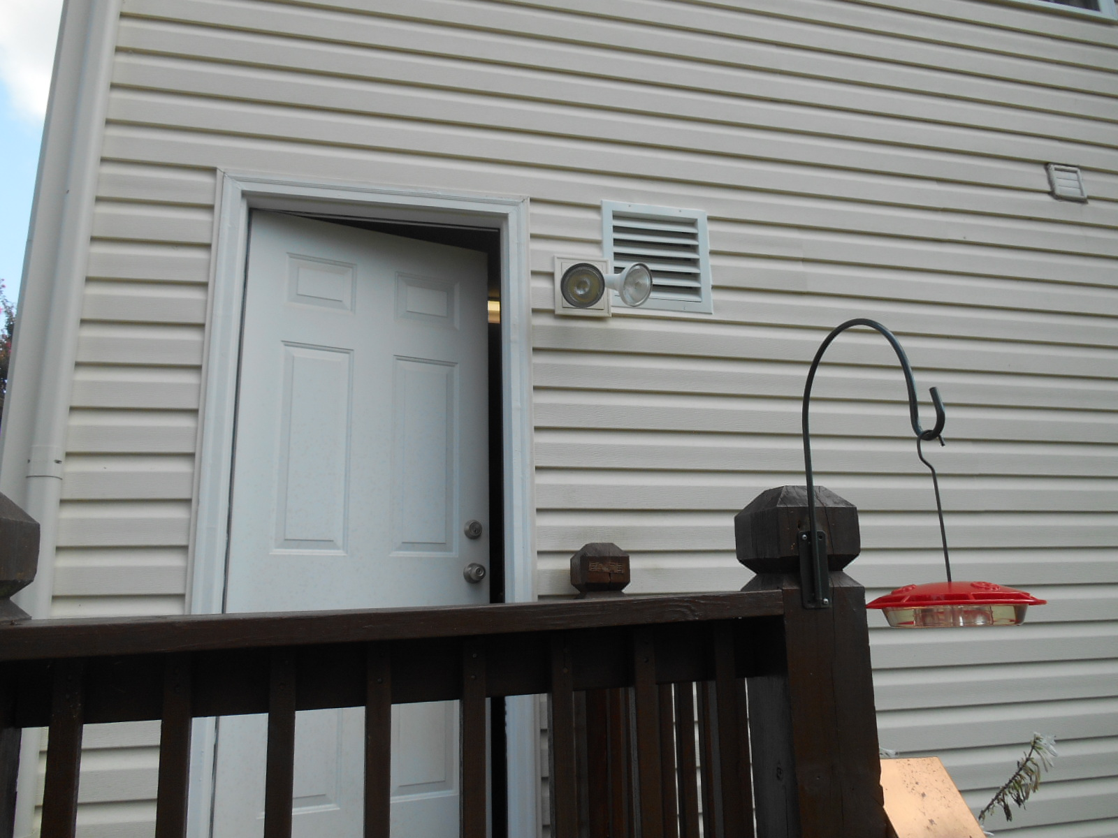 gft 16 through wall garage fan