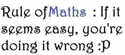 No Math Quotes. QuotesGram