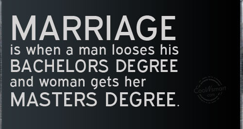 funny marriage quotes and