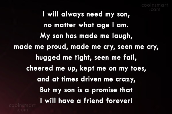 son quotes and sayings