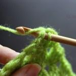 Slip Stitch to finish a traditional granny square