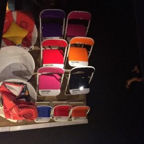 Pantone Chairs
