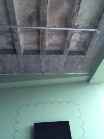 Beton-Decke pur