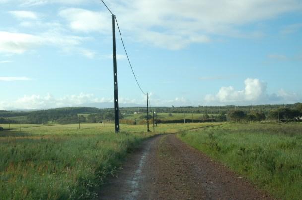 Auf geht's, wir erkunden das Hinterland zu Fuß!