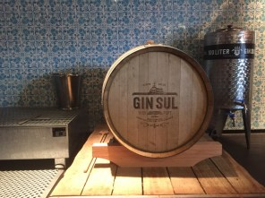 Lagerfass GIN SUL