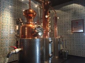 Destillieranlage GIN SUL