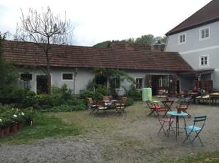 Cafe Rosenfleckerl Hofgut