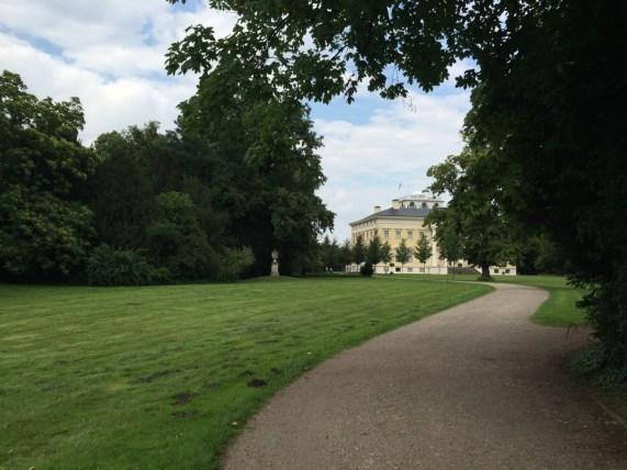 Wörlitzer Park bei Dessau