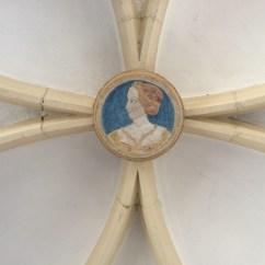 Kuppel im Turm von Schloß Hartenfels