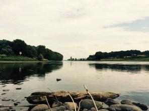 Elberadweg Dresden–Meißen