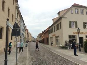 Historische Altstadt von Wittenberg