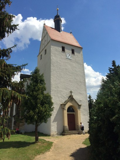 Kirche Paussnitz bei Strehla