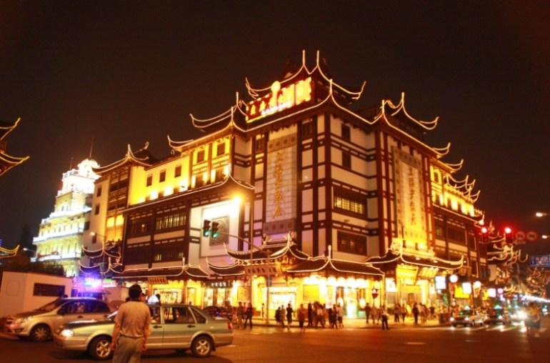 【上海老飯店&綠波廊】上海人說:儂這些呆胞來吃的都不是道地上海菜 @麻吉小兔吃貨旅行團