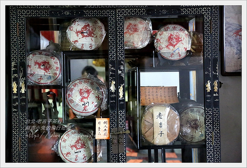 春天午後:老吉子紅茶&台東我自然生態農場有機桂花釀 @麻吉小兔吃貨旅行團