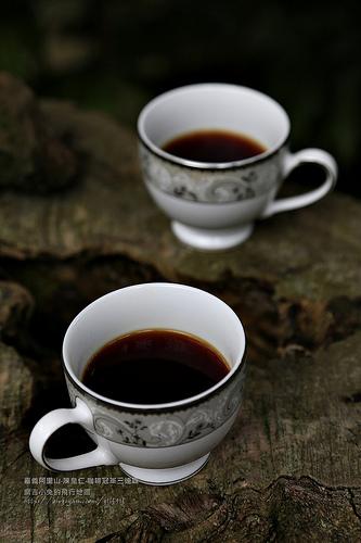 梅山【陳皇仁莊園咖啡】隱藏阿里山的咖啡豆達人陳皇仁~連續三年咖啡豆冠軍 @麻吉小兔吃貨旅行團