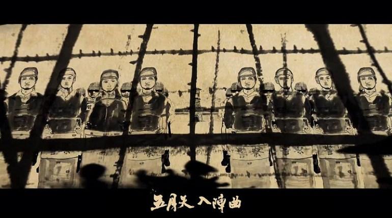 最屌的搖滾MV~蘭陵王片頭曲:五月天「入陣曲」時事版MV~搖滾精神!沈睡的台灣何時醒? @麻吉小兔吃貨旅行團