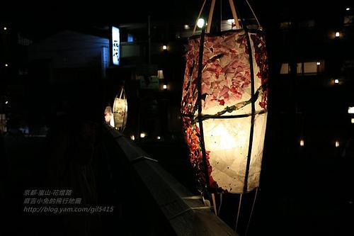 京都嵐山花灯路03