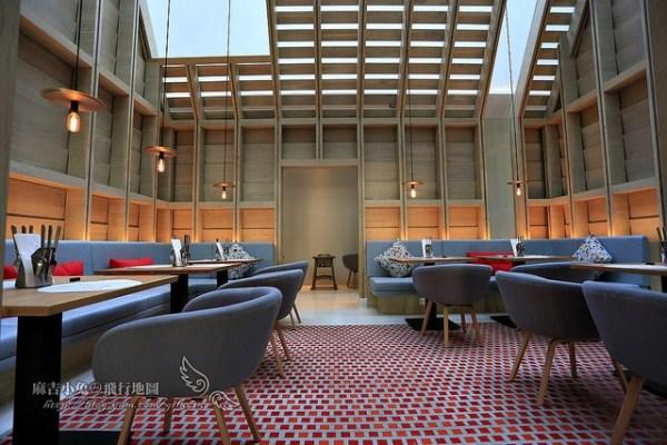 台南酒店:老爺行旅5樓【甘粹餐廳】有誠意精緻自助式早餐(目前僅限住客用餐)