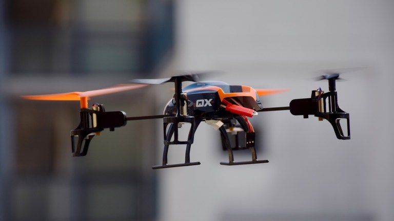 Drones being used to monitor WordCup @麻吉小兔吃貨旅行團