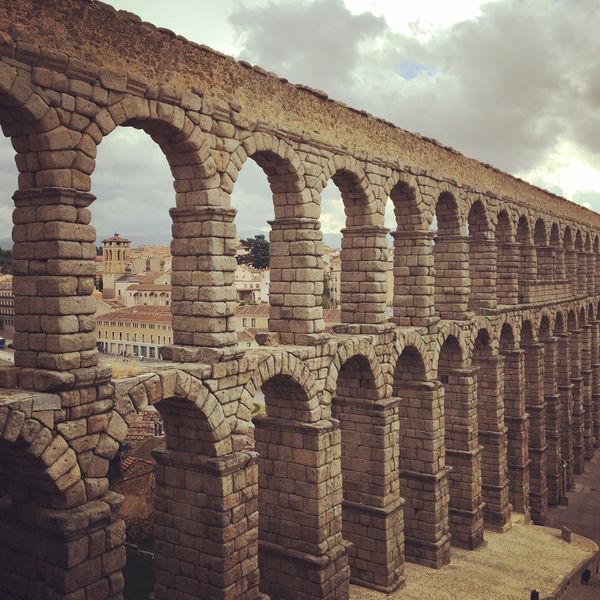 Day 01~03-西班牙【馬德里、塞哥維亞】2016歐洲西葡之旅 @麻吉小兔吃貨旅行團
